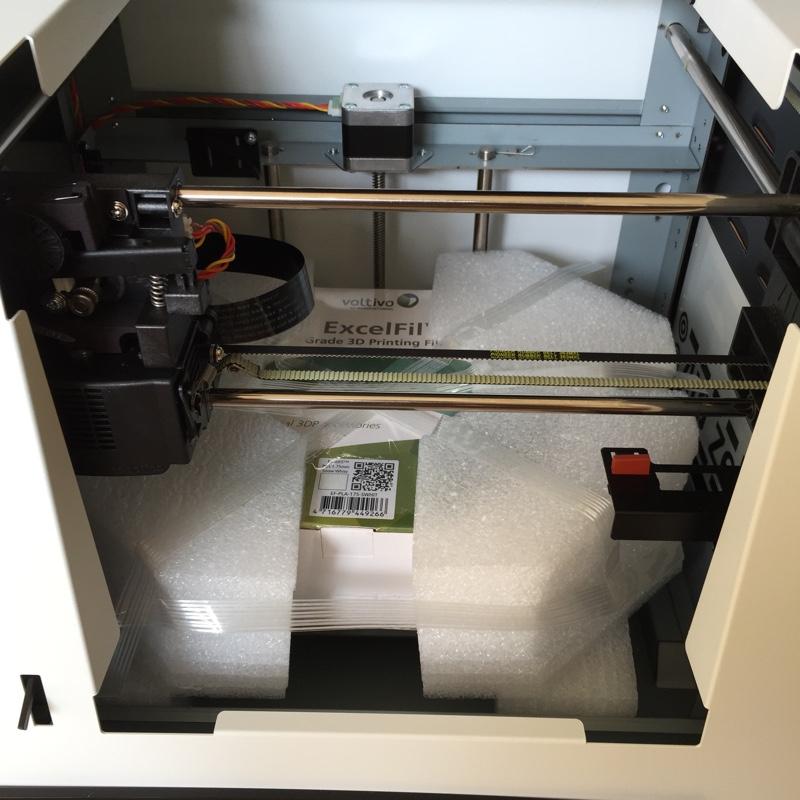 filament zeus 3d printer aio robotics