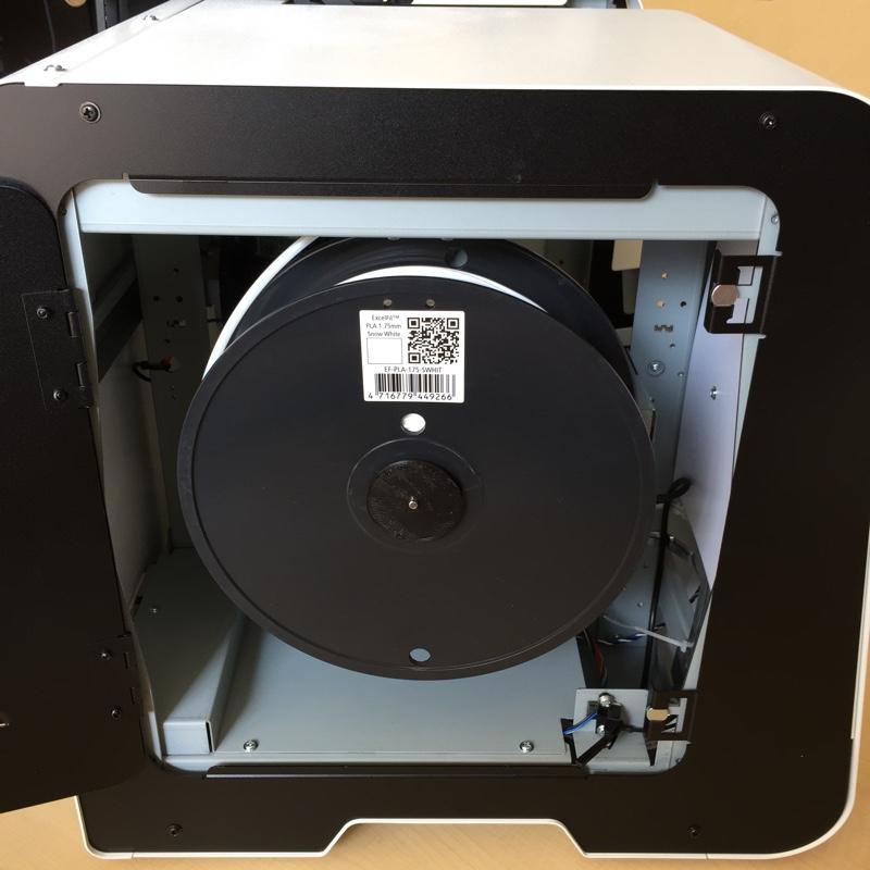 filament holder zeus 3d printer aio robotics