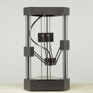 flux 3d printer 3d scanner