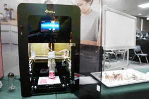 food 3D printing from xyzprinting