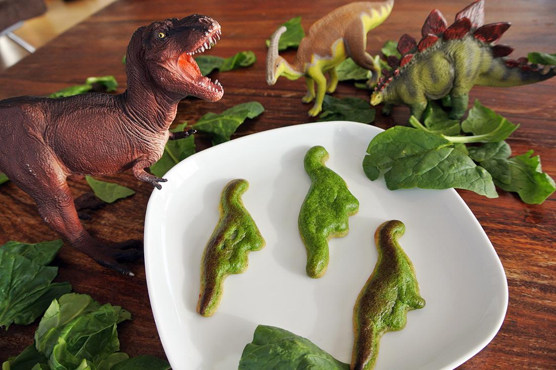 foodini 3D printed dinos
