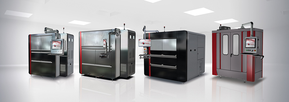 lseries promaker 3D printers from prodways