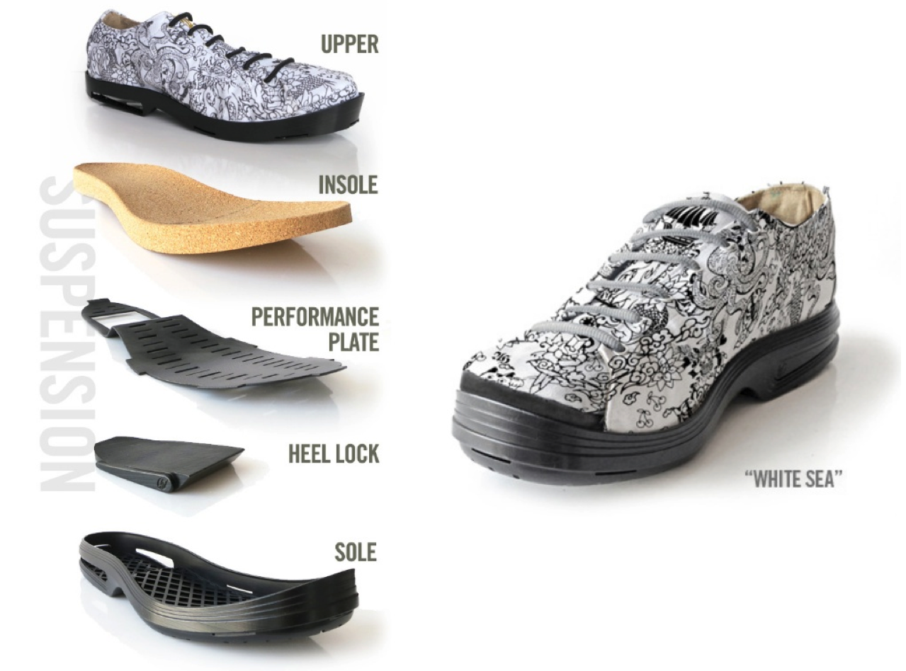 Lyf 3D Printed Sustainable Shoes - 3D Printing Industry