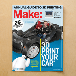 make guide to 3D printing 2015
