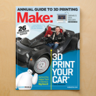 Make's Ultimate Guide to 3D Printing 2015 is Out!