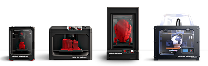 makerbot 3D printer products