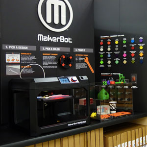 makerbot 3d printers home depot