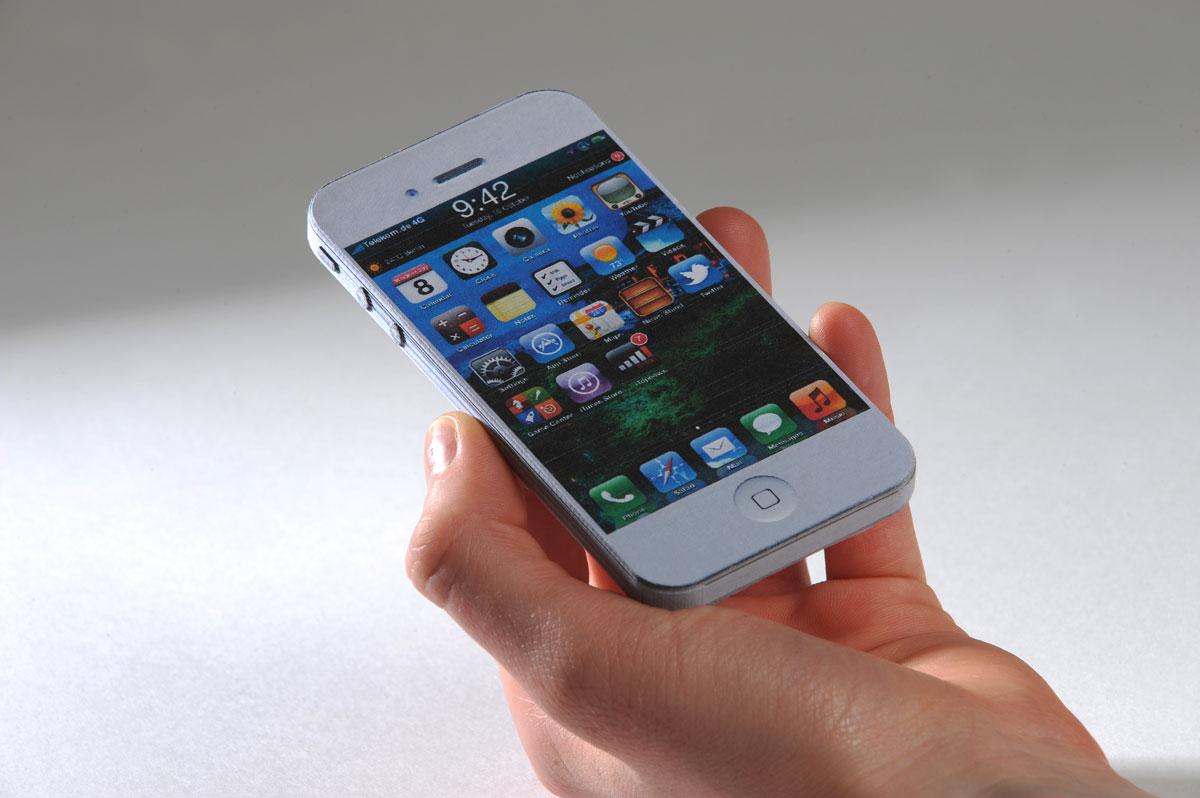 mcor iphone 3d printing