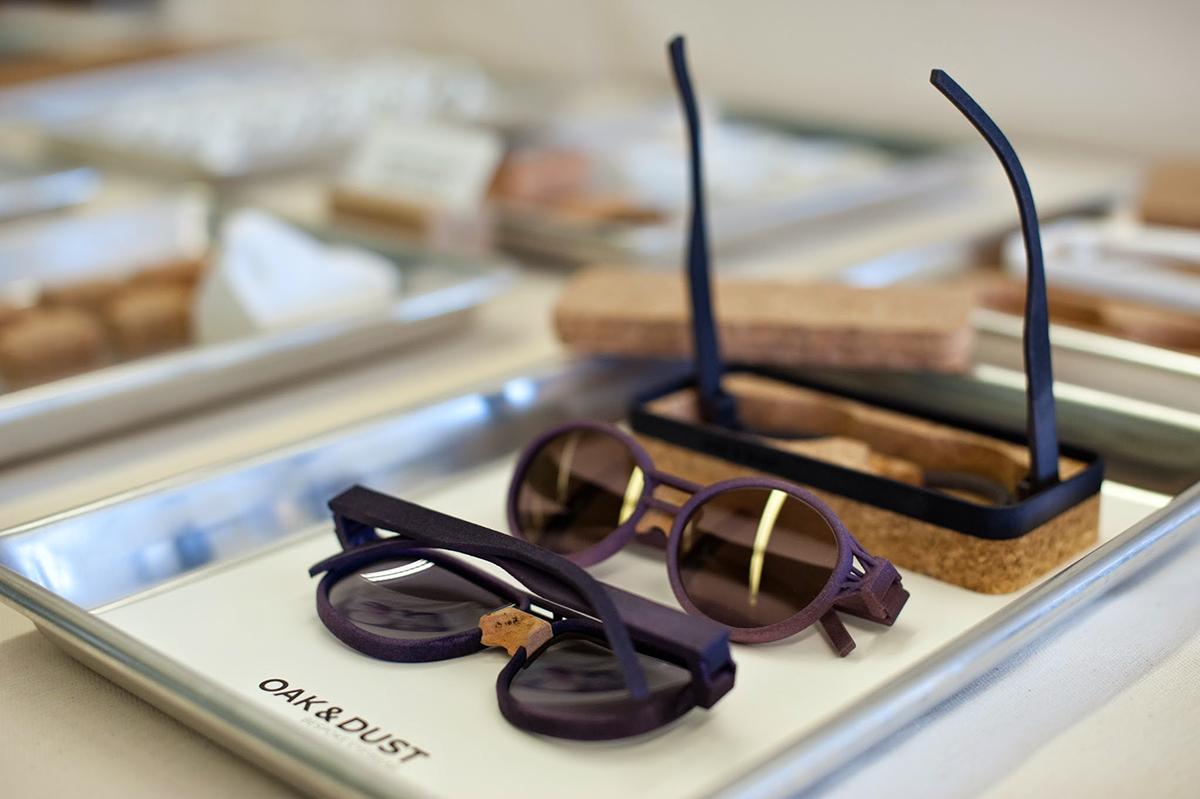oak_and_dust_color 3d printed sunglasses