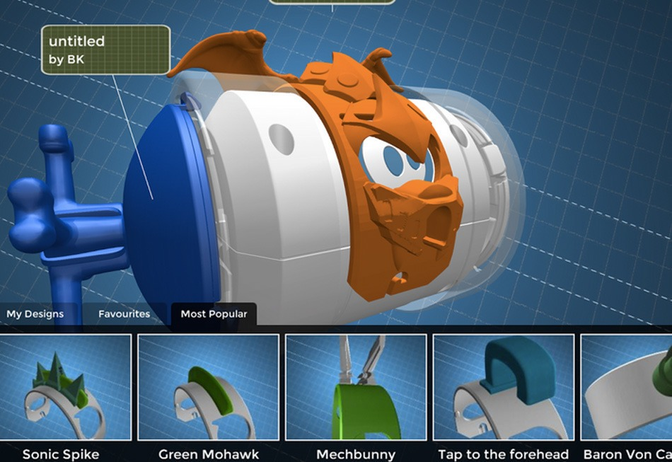 ollie makers empire customization