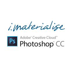 photoshop cc adds i.materialise 3D printing support
