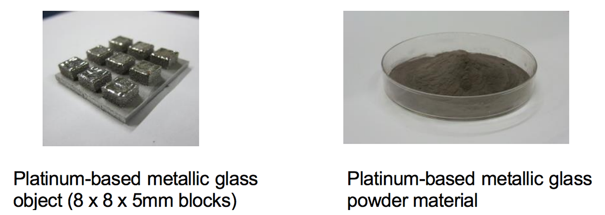 platinum_glass 3d printing