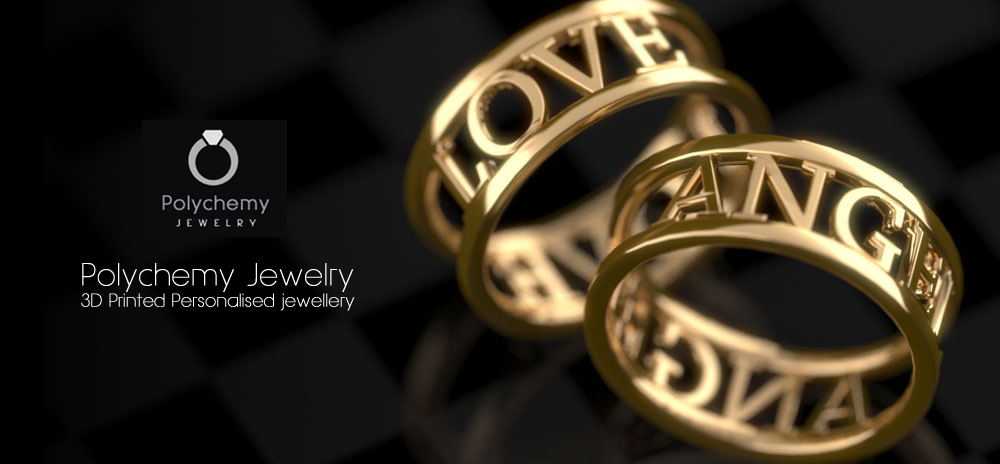 Polychemys Jewelry Design Web App 3D Printing Industry