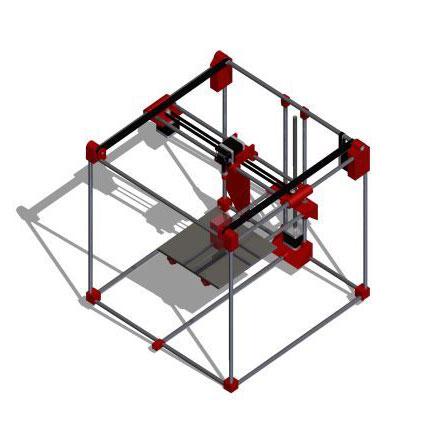 print n pack 3d printer