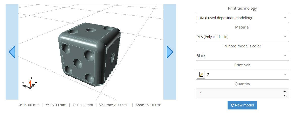 printify 3d printing upload