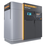 renishaw 3D printing system EVO project