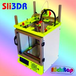 richrap sli3DR 3D printer