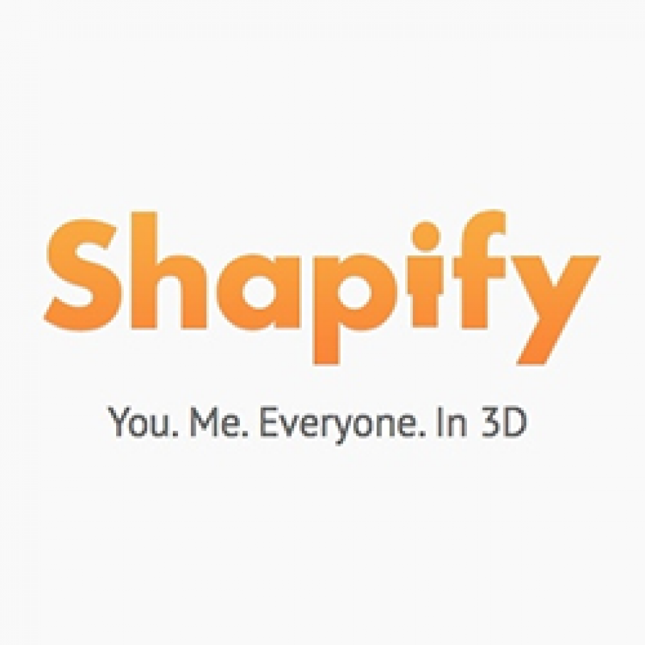 3d scanning shapify_logo feature