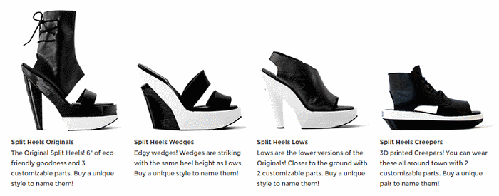 Shoes By Brian 3D Printing
