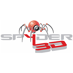 spyder_logo 3d printing