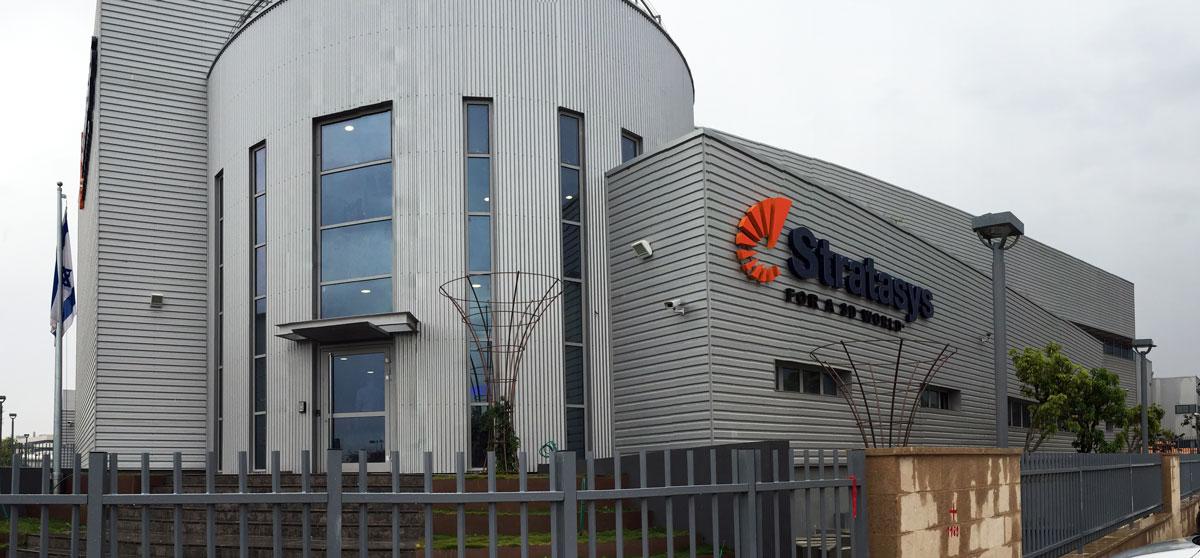 stratasys factory 3d printing