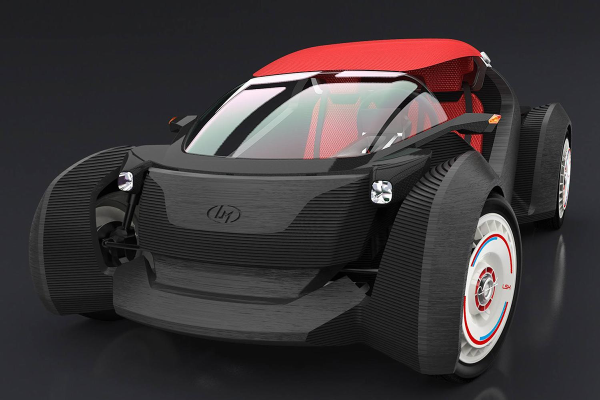 strati_front 3d printed car local motors