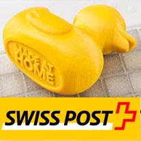swiss post 3d printing