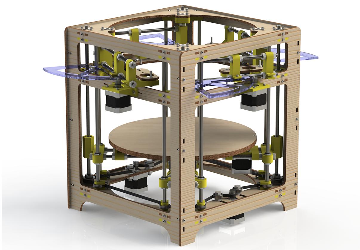 theta_3d printer