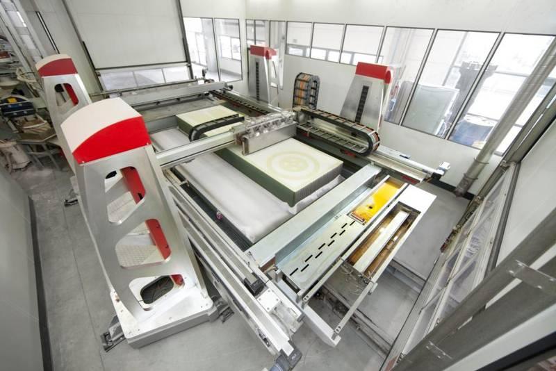 voxeljet 3D printer