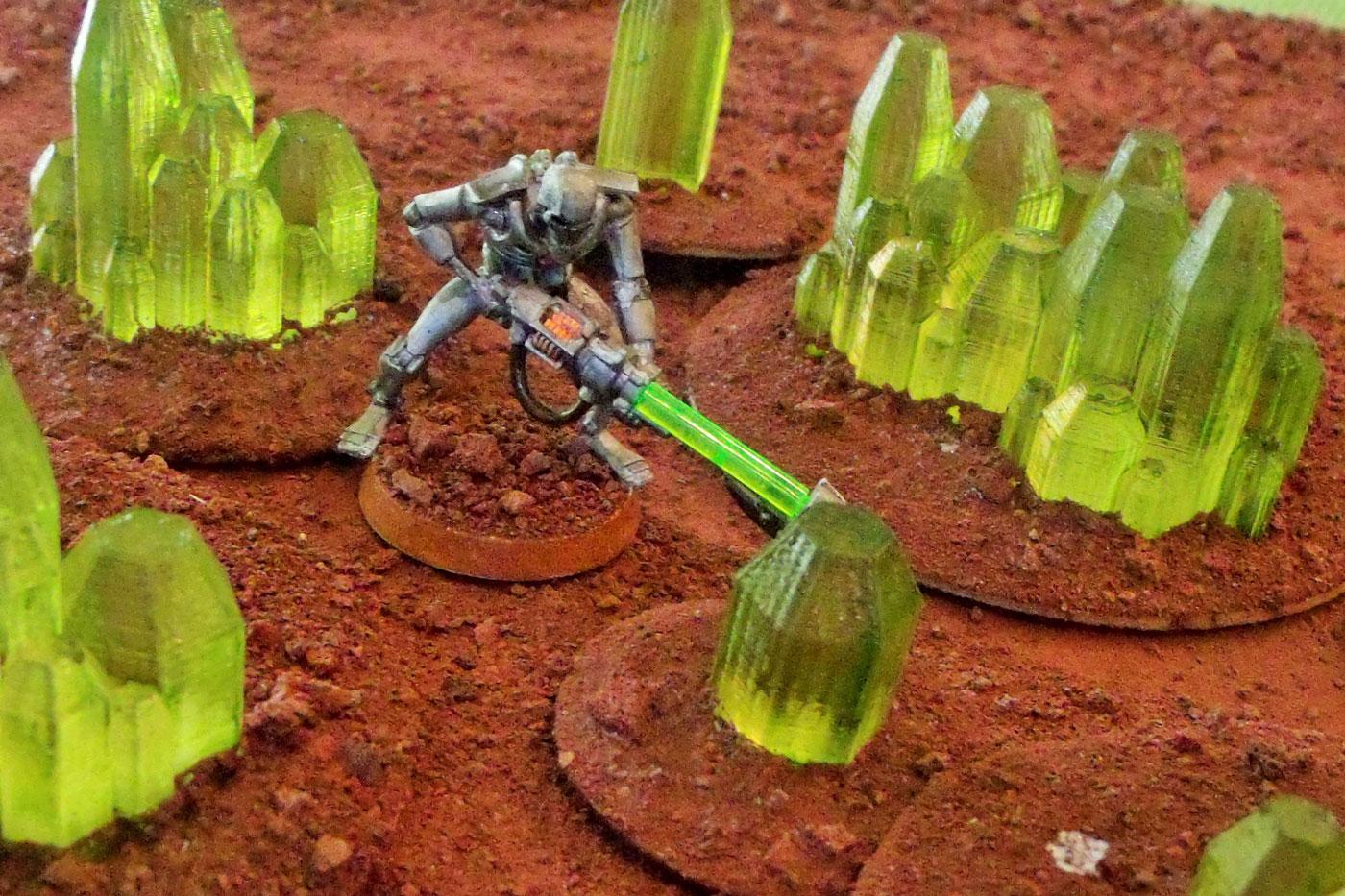 warhammer crystal 3d printing