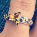 Reddit User & Fiancé Hooked for Life with Legend of Zelda Engagement Ring and 3D Printing
