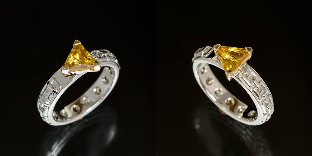zelda ring final 3d printing