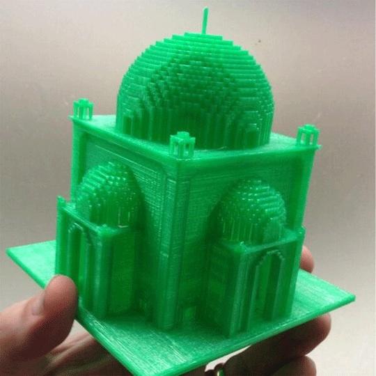 minercaft 3d printing