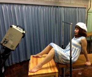Megumi Igarashi 3d scanning vagina