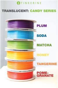 tinkerine filament press release
