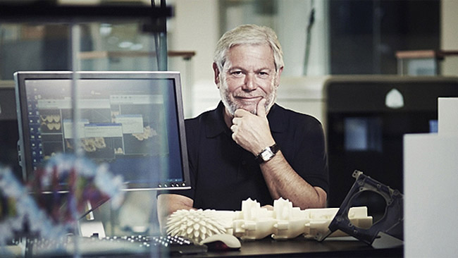 3D Systems Avi Reichental via 3D Printing Industry