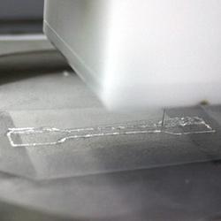 3D printing conductive jell-o