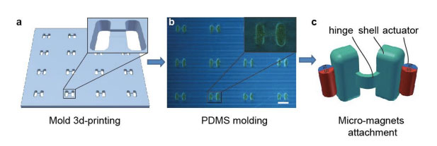 Self-Propelled Biomedical Devices - 3D Printing Industry