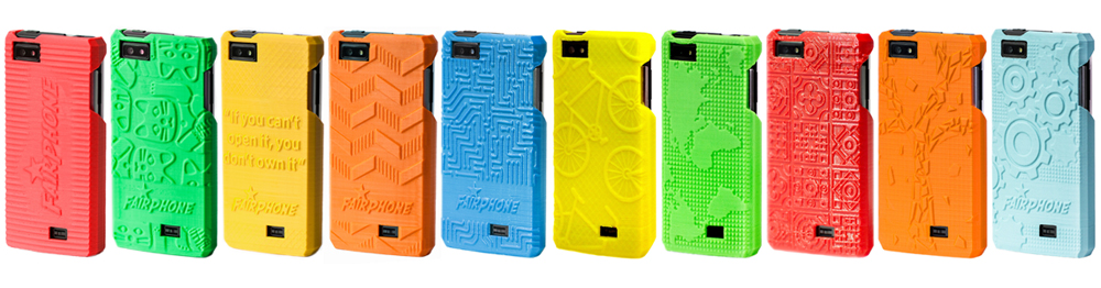 3d printed design a day fairphone 3d hubs cases