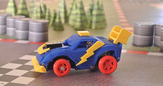 3d racers 3d printing