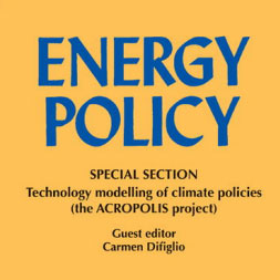 Energy Policy 3d printing
