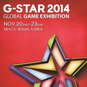 G-STAR 2014 game exhibition