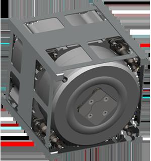 MPS-120 champs cubesat rocket 3D printed piston