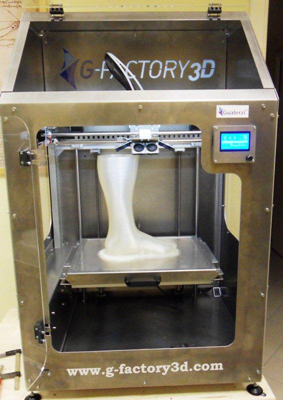Morpho 3d printer