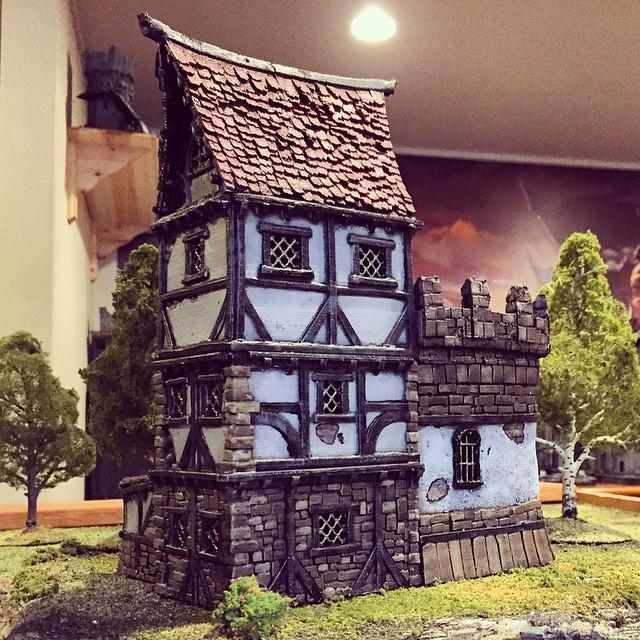 3D Printable Scenery's Fantasy Models