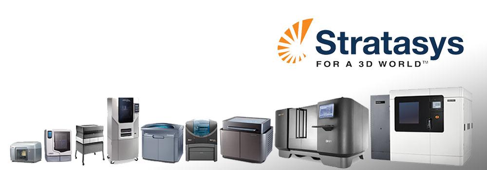 Stratsys 3d printers