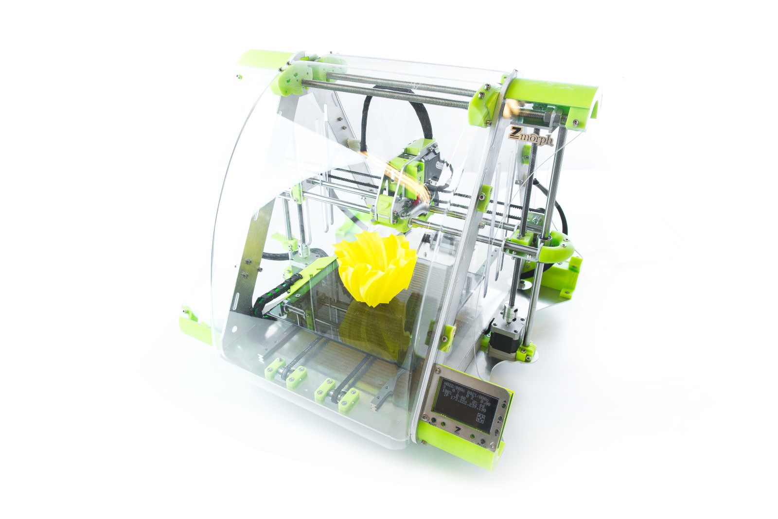 ZMorph green 3d printer