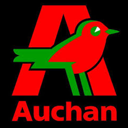 auchan logo 3d printing industry feature
