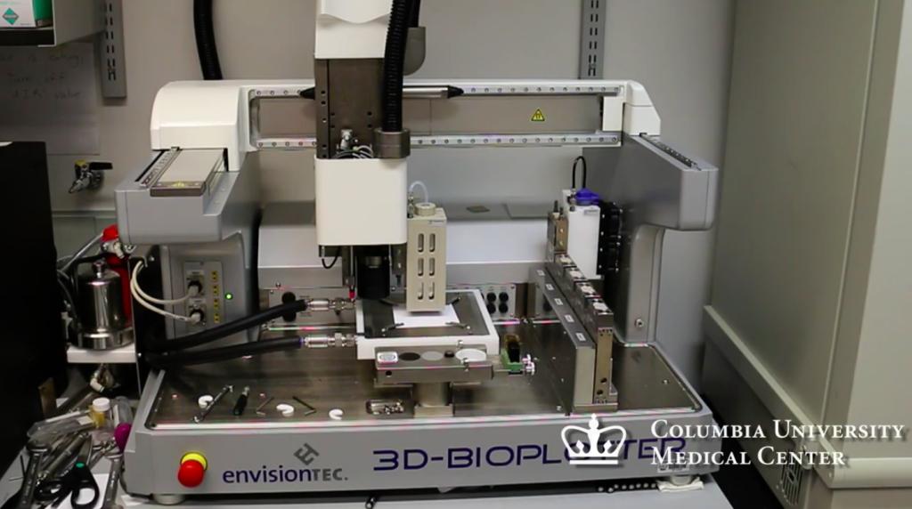 bioplotter 3d printing