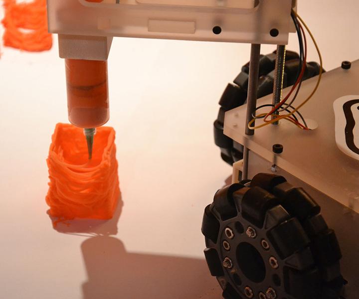 3&DBot 3d printing